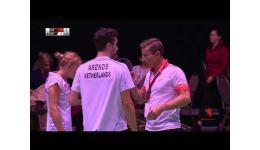 Embedded thumbnail for Selena Piek & Jacco Arends winnen Yonex Belgian Badminton (gemengd dubbel)