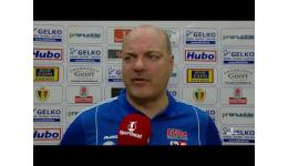 Embedded thumbnail for Coach Frank Belmans na 6-1 op Hasselt