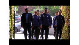 Embedded thumbnail for FT Antwerpen riep de pers op woensdag samen, een sfeerbeeld © Sportbeat TV