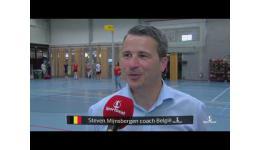 Embedded thumbnail for België vs Nederland Korfbal
