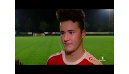 Embedded thumbnail for K.Kontich Fc wint van Nationale ploeg Defensie ....
