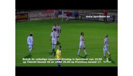 Embedded thumbnail for KVS Temse vs KSK Halle 3-2 De Goals