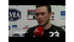 Embedded thumbnail for Jaro Peeters maakt rekening na winst op Meeuwen