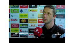 Embedded thumbnail for Reacties uit Gent na Sint Niklaas vs Racing Club Gent