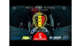 Embedded thumbnail for Real Noorderwijk vs Halle Gooik 1-5 De Goals