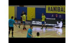 Embedded thumbnail for Merksem Handbal vs Hurry up