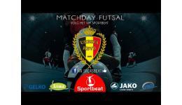 Embedded thumbnail for ZVK Proost Lier naar halve finale BVB Futsal