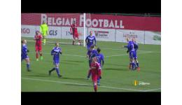 Embedded thumbnail for Standard Fémina pakt leiding in de Superleague na winst op RSCA