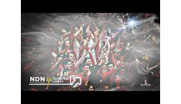 Embedded thumbnail for Overzicht speeldag 6 NDN Topleague Korfbal competitie door Sportbeat