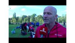Embedded thumbnail for Scaldis vs Meeuwen reactie Coach Van Heijningen Meeuwen