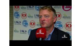 Embedded thumbnail for Voorzitter Marc Vervoort Real Noorderwijk voor de Sportbeat lens ....