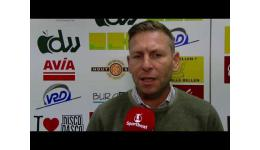 Embedded thumbnail for Bart Struyf na 3-2 zege met KSV Temse vs KSK Halle