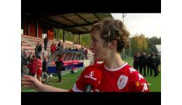 Embedded thumbnail for Imke Courtois aan het woord na Standard vs AA Gent