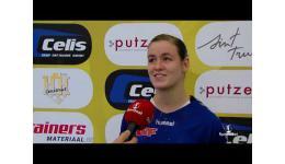 Embedded thumbnail for Sint Truiden Dames uitgeschakeld in EHF Cup vs Blomberg eerste reacties na Sint Truiden