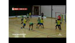 Embedded thumbnail for Merksem Handbal vs Initia Hasselt
