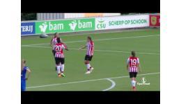 Embedded thumbnail for PSV Eindhoven vs KRC Genk Ladies 1-1 de goals